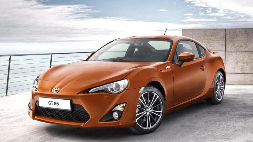 Toyota is working on an entry-level sports car to slot below the GT 86 - report