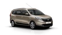 Dacia Lodgy MPV 05.01.2012