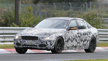 2014 BMW M3 spied at new M test center 18.10.2011