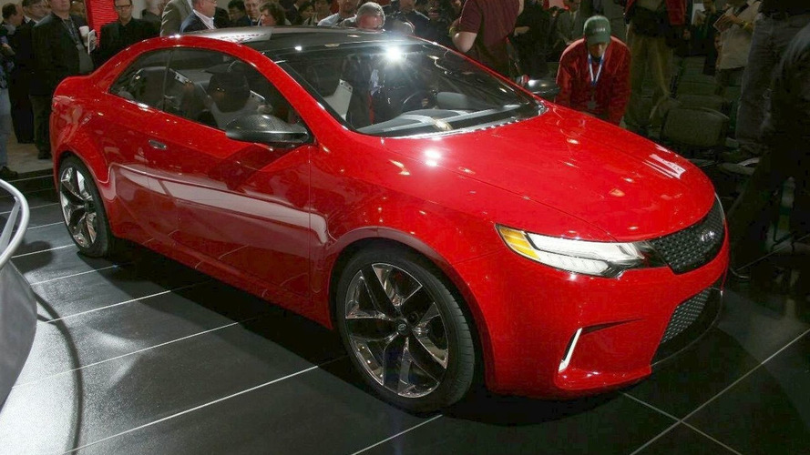 Kia KOUP Concept Unveiled in New York