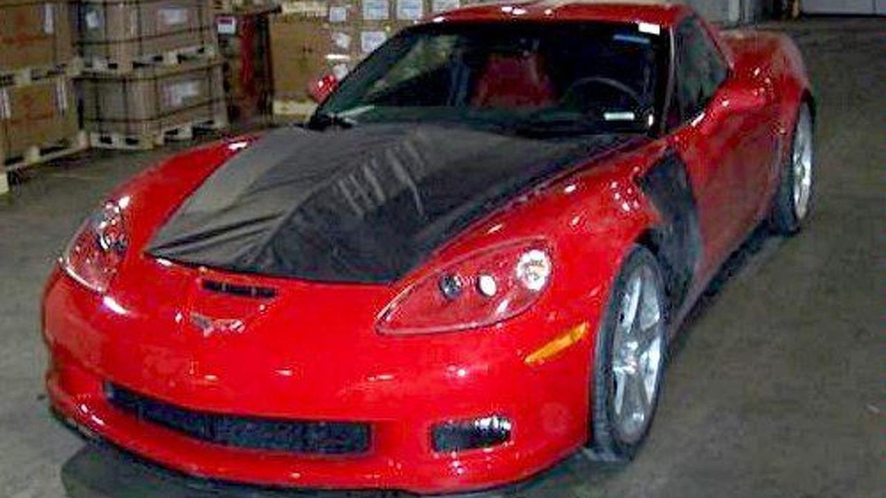 Corvette Blue Devil
