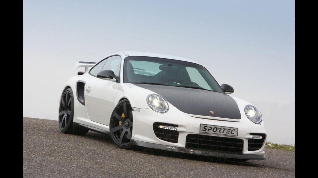 Sportec SP 800 R Porsche 911 GT2 RS