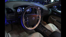 Gli interni della Nuova Lancia Thema a Ginevra 2011