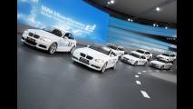 BMW in pista al Salone di Francoforte