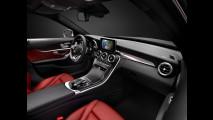 Nuova Mercedes Classe C, gli interni