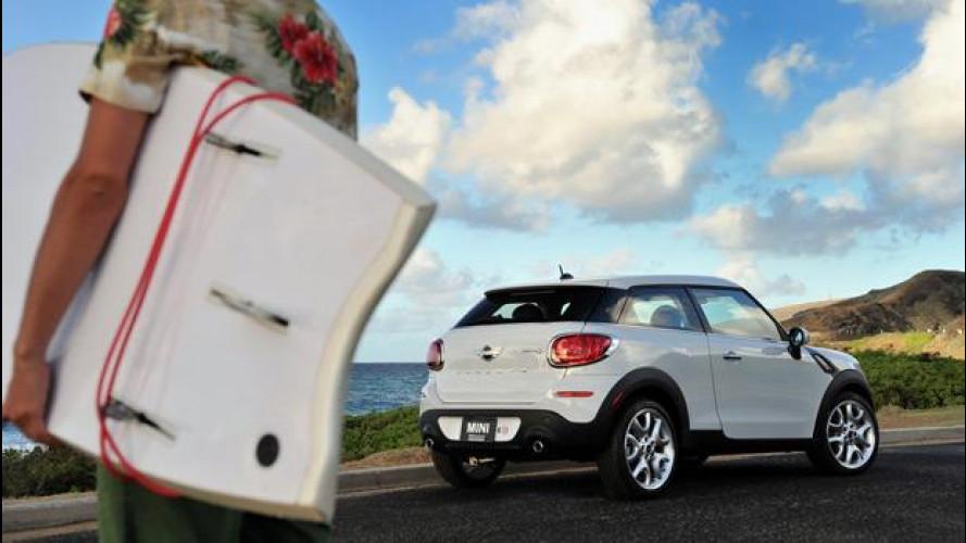 MINI e Hawaii: un anniversario in comune
