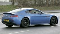 Aston Martin V12 Vantage RS Spied