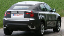 BMW X6 Barely Disguised Spy Pics