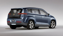 Chevrolet Volt MPV5 electric concept unveiled at Auto China 2010