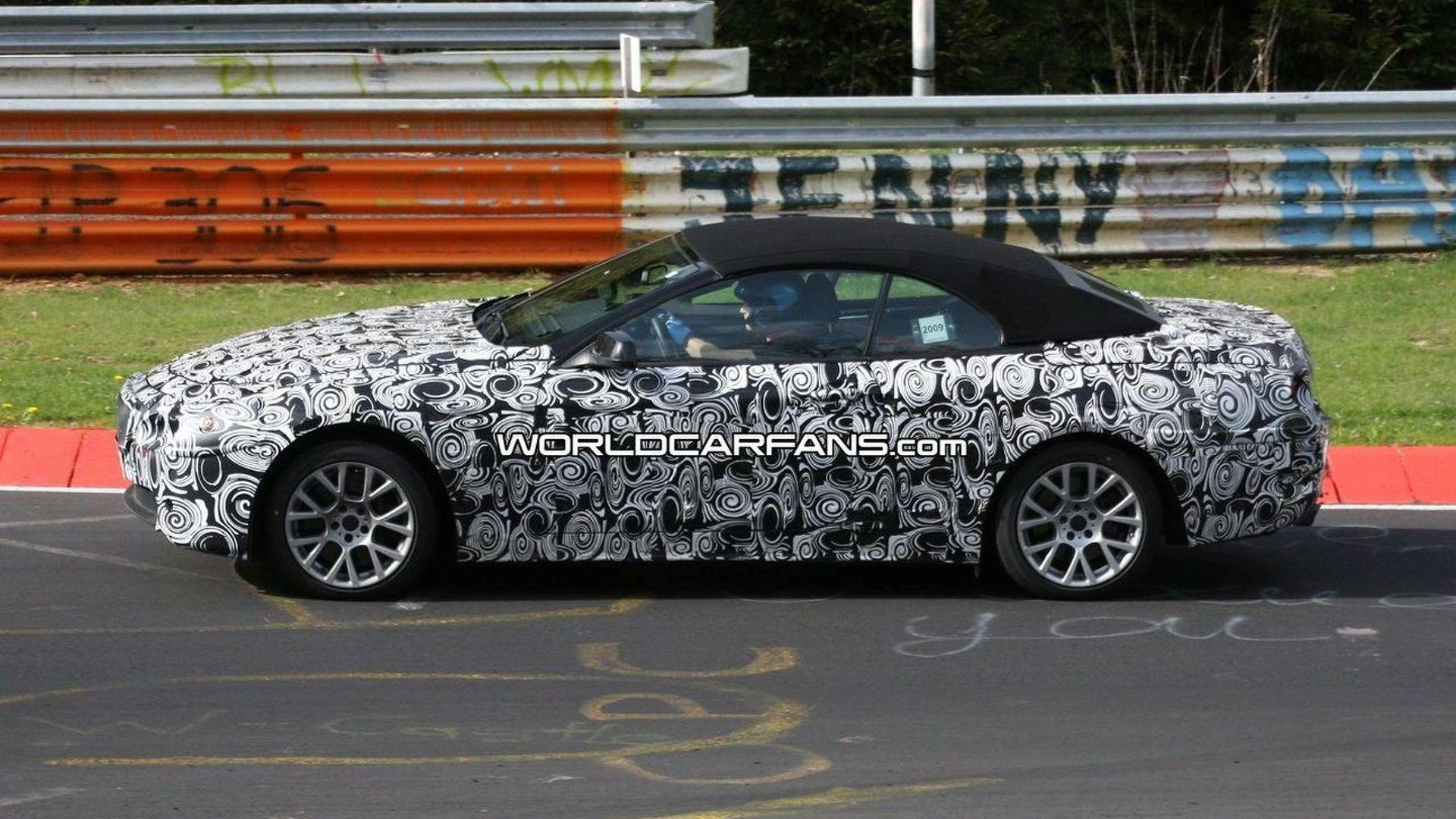 BMW Series Convertible Starts First Round Of Nurburgring - 2011 bmw 6 series