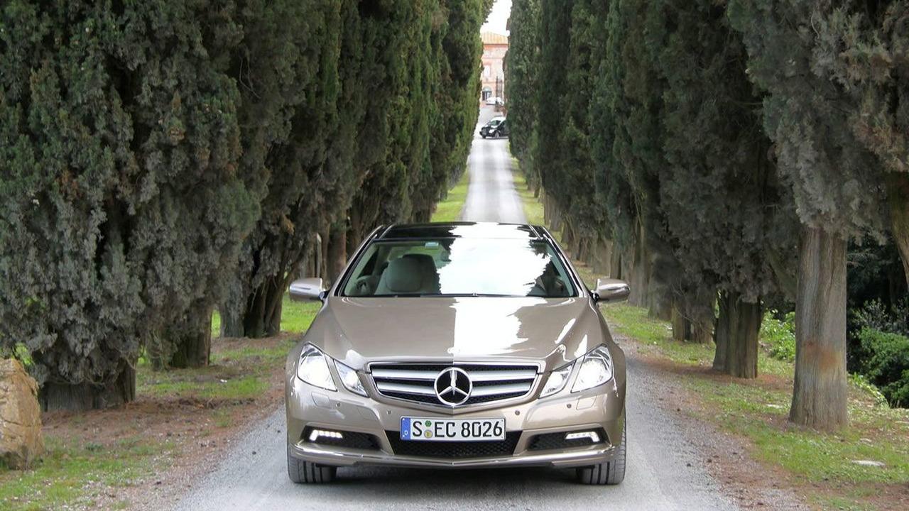 2010 Mercedes E-Class Coupe
