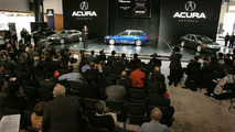 All-New Acura TSX Sport Wagon Debuts in New York