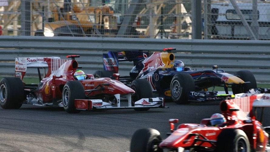 Dennis suspects Vettel ran out of fuel in Bahrain