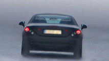 New 2012 Mercedes SLK Test Prototype Emerges