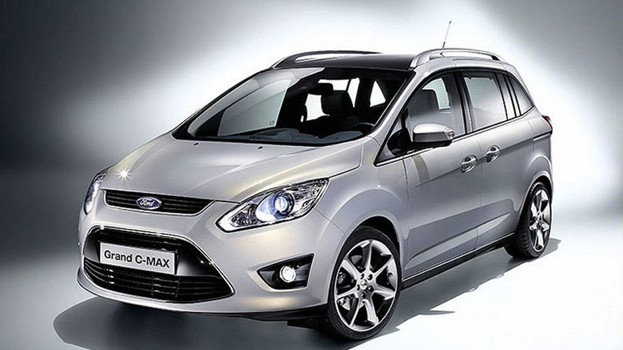 2010 Ford Grand C-Max Revealed