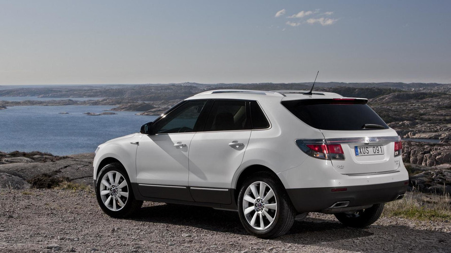 Saab 9-4X Launched