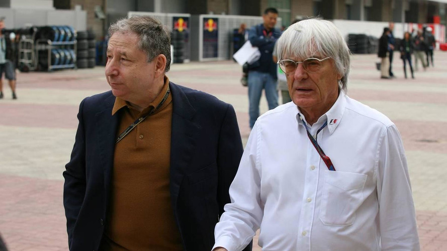 Ecclestone advocates hands-off approach for Todt