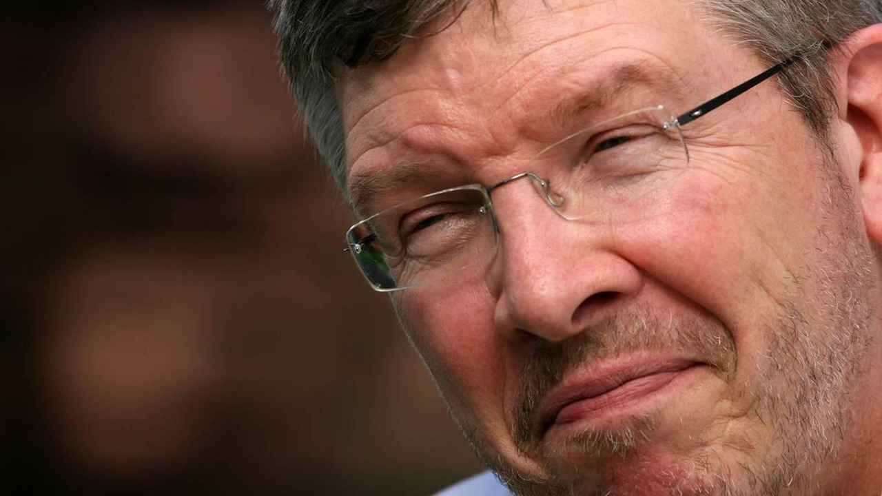 Ross Brawn (GBR) Team Principal, Mercedes GP - Formula 1 World Championship, Rd 2, Australian Grand Prix, 25.03.2010 Melbourne, Australia