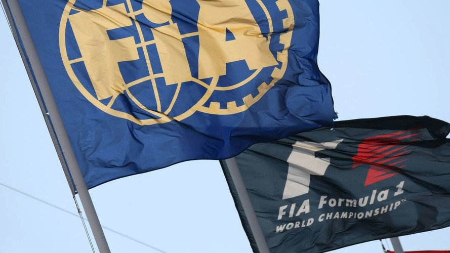 FIA confirms new Formula 1 rules for 2011, 2013