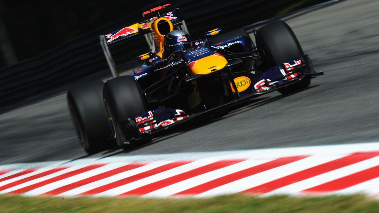Sebastian Vettel (GER), Red Bull, qualifying, Italian Grand Prix, 11.09.2010, Monza, Italy