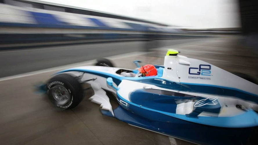 GP2 test not big advantage for Schu - Haug