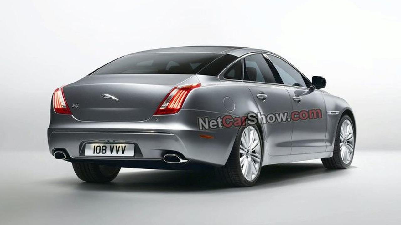 2010 Jaguar XJ leaked photos - 800