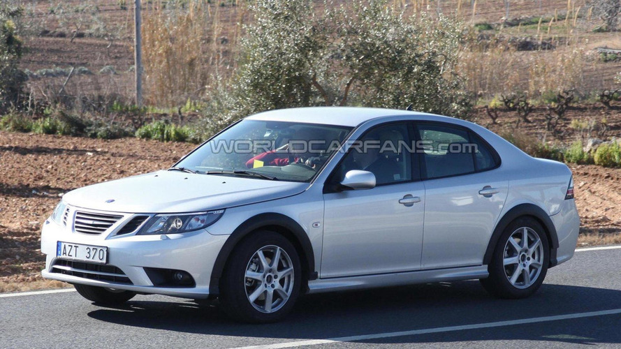 Redesigned Saab 9-3 confirmed for 2012