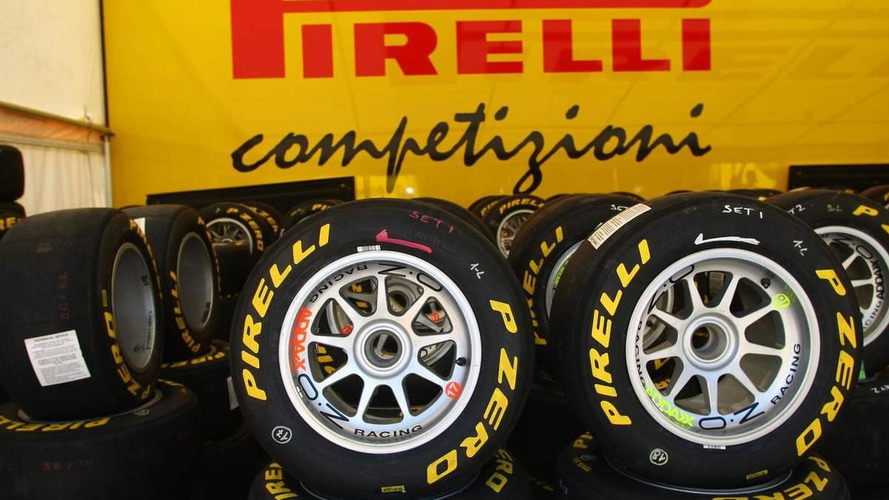 Pirelli to begin F1 track tests on Monday