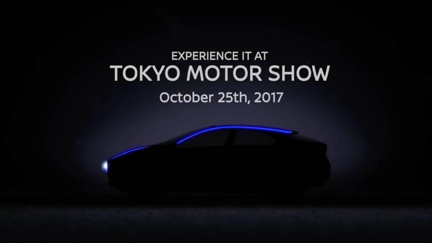 Nissan apresentará SUV do Leaf no próximo dia 25 no Japão