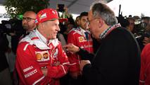 Sergio Marchionne FCA et Räikkönen