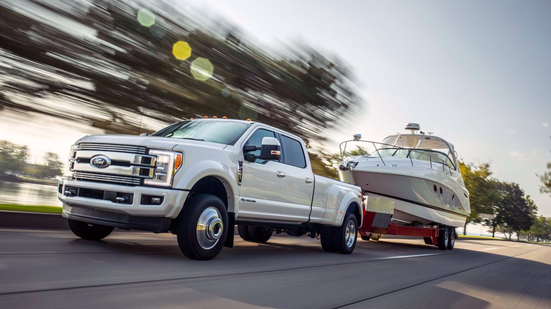 Vwvortex com 2018 ford f series super duty limited trim level revealed in texas sets the bar for luxury and technology starts at 80 835 87 100