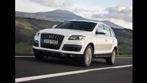Audi Q7: nuovi V6 e tiptronic 8 rapporti