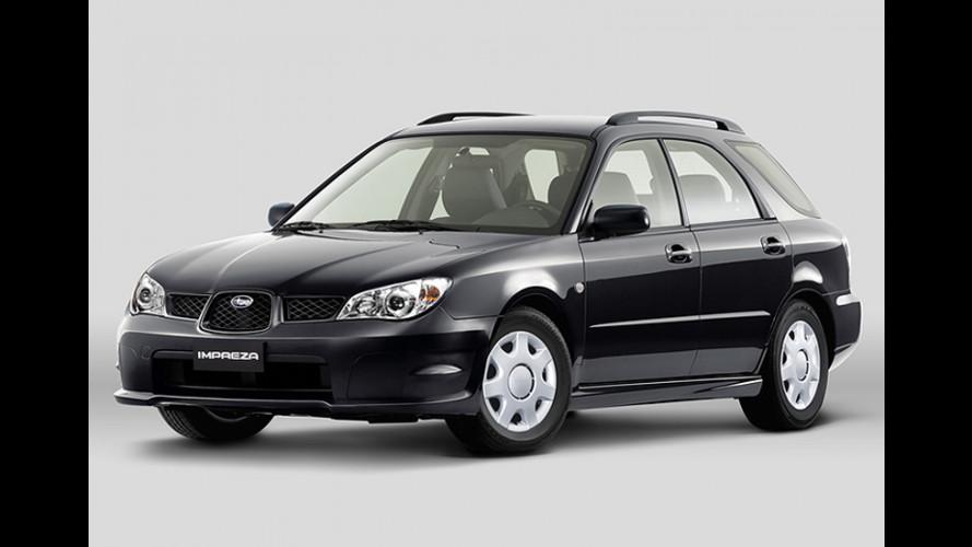 Sport Wagon 1.5R: la piccola Impreza