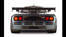 McLaren festeggia i 20 anni della F1