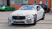 Production Mercedes-AMG GT4 Spy Camo