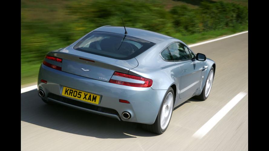 Aston Martin V8 Sportshift sequenziale