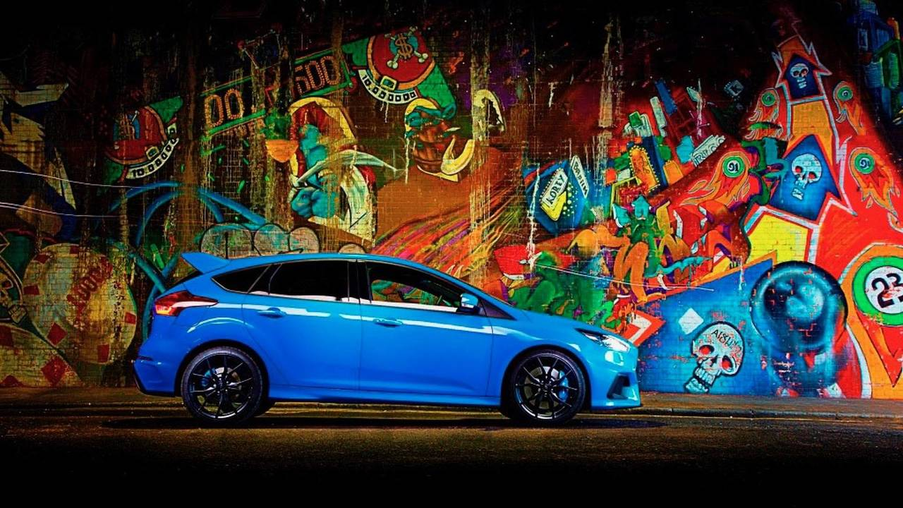 2. 2017 Ford Focus RS Mountune M400: 394 bg
