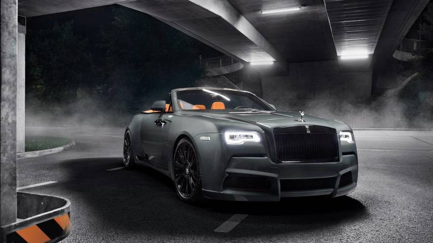 Rolls-Royce Dawn Spofec