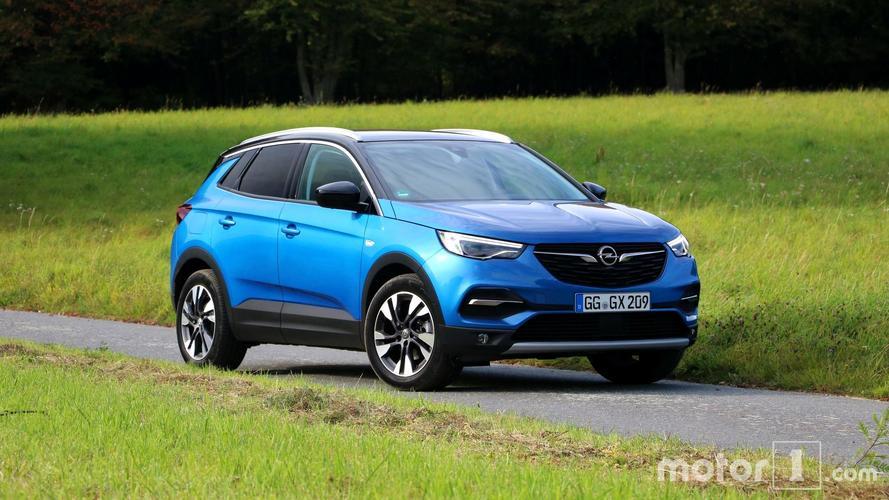 Essai Opel Grandland X - SUV de bonne famille