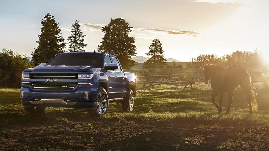 2018 Chevy Colorado, Silverado Centennial Editions