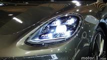 Porsche Panamera Turo au salon de Lyon