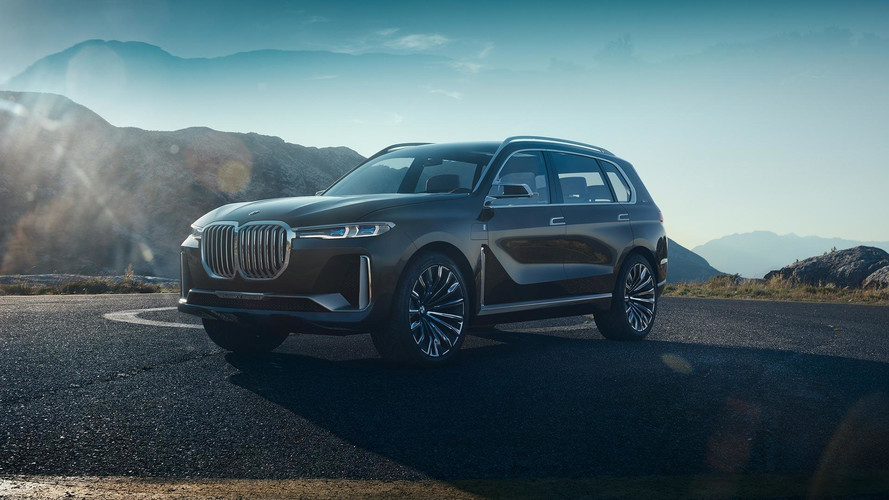 BMW X8 Under Consideration, Could Be Brand's Most Expensive Model