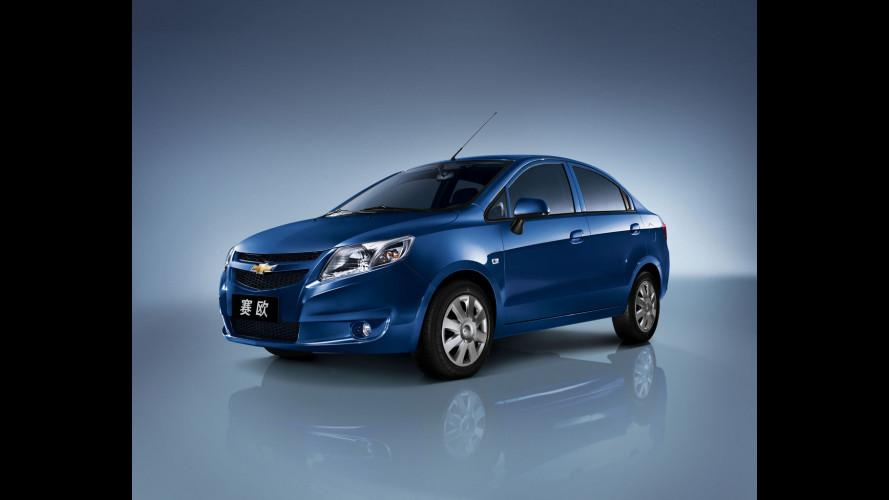 GM taglia il traguardo 2 milioni in Cina