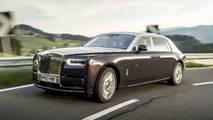 Rolls-Royce Phantom 2018, primera prueba