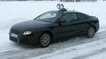 All-New Audi A5 spy photo