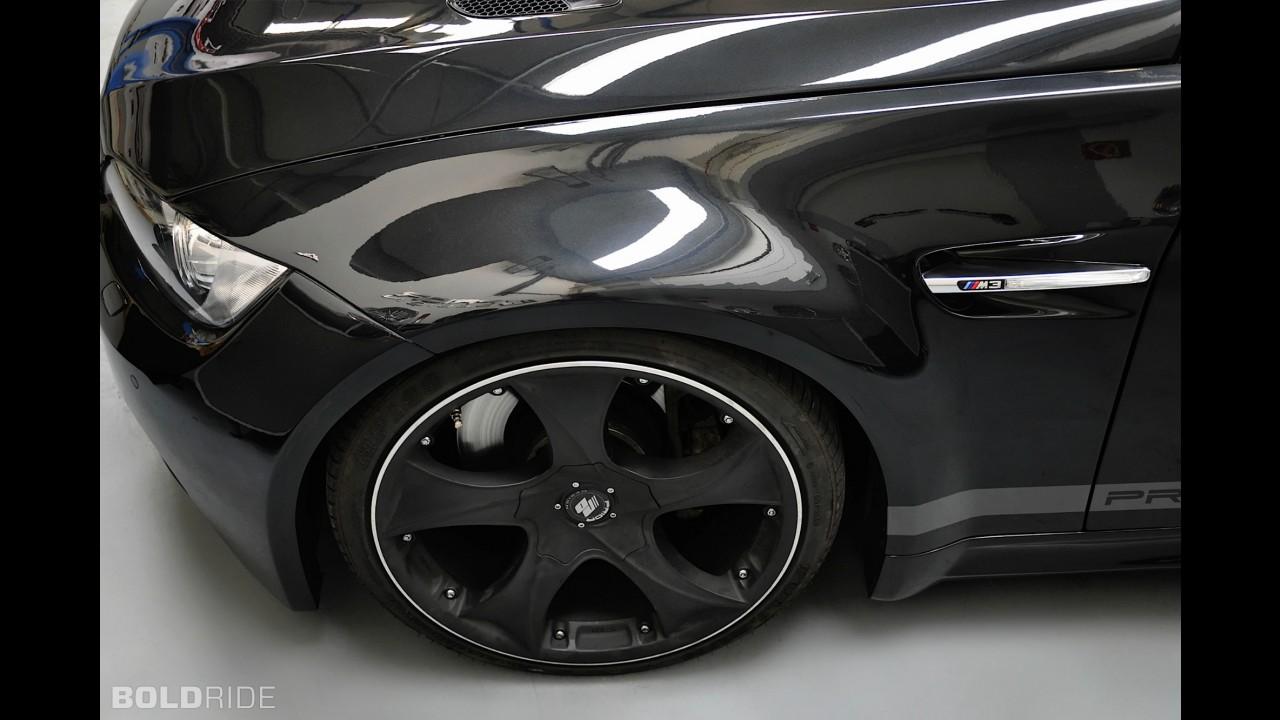Prior Design BMW 3-Series E93 Widebody