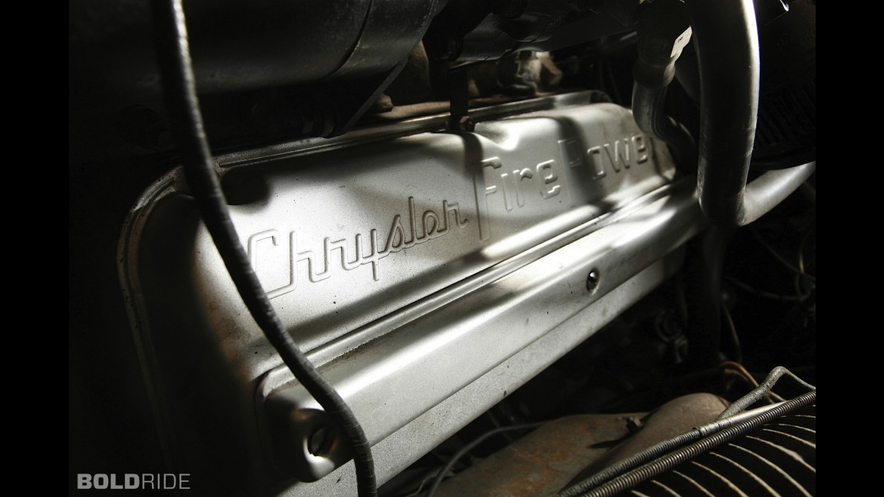Chrysler Special Coupe by Ghia