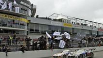 Mercedes SLS AMG GT3 at the 2013 24 Hours of Nürburgring 21.5.2013
