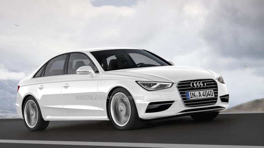 2014 Audi A4 to be lighter, more luxurious - report