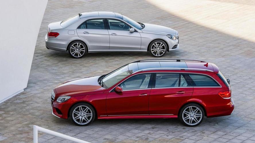 OFFICIAL: 2014 Mercedes-Benz E-Class facelift revealed